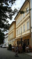 Hotel Cafe Dvorak