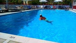 Iguana Pool Bar