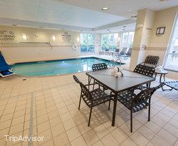 The Pool at the Hilton Garden Inn Columbia - Harbison