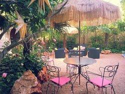 Enfasix & Murakuch loung garden