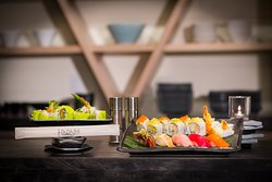 Hadashi Sushi Bar at Hilton