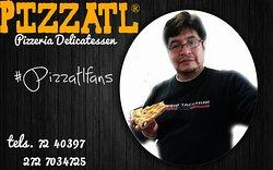 Conviertete en un Pizzatl fan!