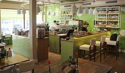 Barista Cafe Lisse