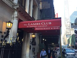 the lamb's club