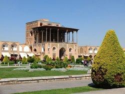 Aali Qapu Palace