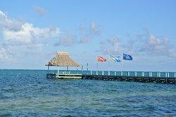 Costa Blu dock