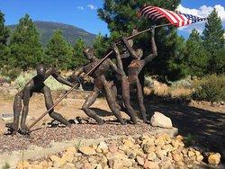 Living Memorial Sculpture Garden