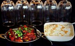 Saffron & Curry