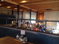 Flat White Coffee Factory, Izumi