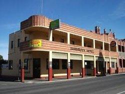 The Shamrock Hotel