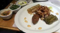 Great take on Lebanese Cuisine