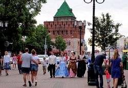 Pozharsky and Minin Square