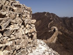 Joe's Untouched Great Wall Hike-Day Tour