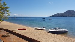 The place to be when visiting Lake Malawi!