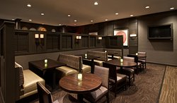The Atrium Grille, Booth Tables