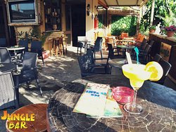 Jungle Bar Platanias