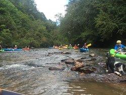 Cartecay River Experience