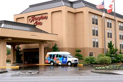 Hampton Inn Bellingham-Airport