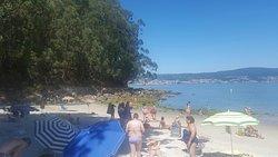 Playa de Mogor