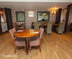 Thyme Restaurant and Bar at the Premier Inn Birmingham City Centre (New St Station) Hotel