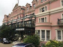 BEST WESTERN Hotel Royale Restaurant