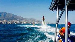 Ski nautique et jet ski