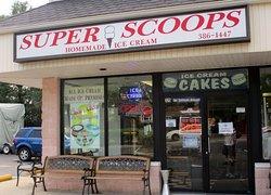 Super Scoops Ice Cream