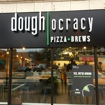 Doughocracy Pizza