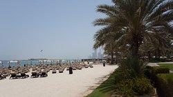 Sehr gute Lage, sehr nettes Personal und Beach Club mit Fitness