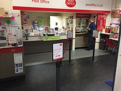 Post office has the best currency rates in peaks