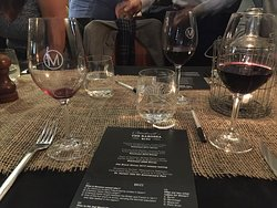 Great Blackwell & The Barossa Wine Dinner last night!