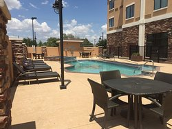 Great one night stay in Lubbock
