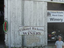 Colonel Ricketts Hard Cider