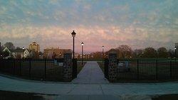 Cool Spring Park at Dusk