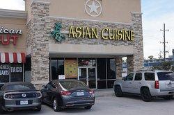 Spring Asian Cuisine