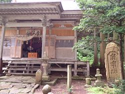 Sennindo - Sotokawa Shrine