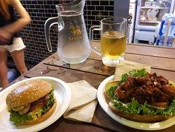 Fat Ass Burger and Brewing at Chillva market