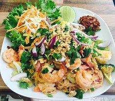 Phad Thai Thai Imbiss