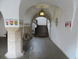 Rathaus Mühlhausen