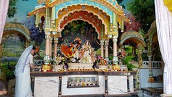 Krishna-Tal am Balaton