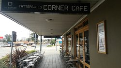 The Corner Cafe  -Tatts Pub