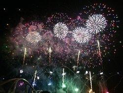 Toyota Oiden Festival Fireworks