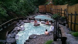 Zao Onsen Outdoor Hot Spring