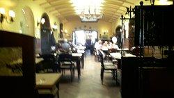 Uriges Restaurant in der Altstadt