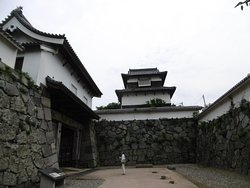 Fukuoka Castle Shiomi Watchtower