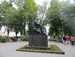 Monument Runopevtsu