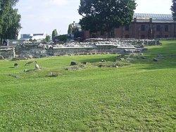 Medieval Ruin Park