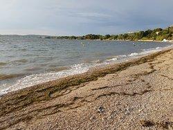 La plage des Marettes