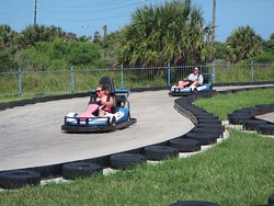 ‪Galveston Go Kart & Fun Center‬
