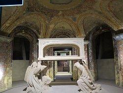 La Crypte de Notre Dame